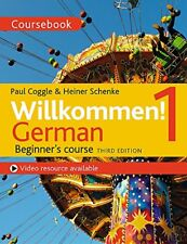 Willkommen 1 Third edition German Beginners course Coursebook