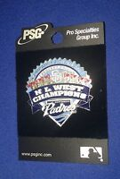 San Diego Padres NL West 2007 Champions Compadres Pin