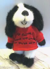 Boyd's Bear - Wisenheimer- 'Keep Smiling! Everyone will wonder what you're up to