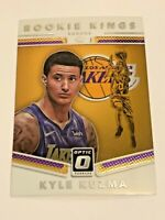 2017-18 Optic Basketball Rookie Kings - Kyle Kuzma RC - Los Angeles Lakers