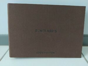 Louis Vuitton Store Folder Sunglasses Collection 2013 - 27 cm x 19 cm
