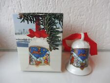 Hutschenreuther Christmas Bell __ Bell 1979__ with Carton __