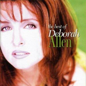 Best Of, Deborah Allen, Good Import