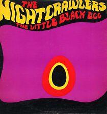 "NIGHTCRAWLERS ""LITTLE BLACK EGG"" ORIG US 1966 MONO W/LBL"