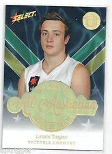 2013 Future Force All Australian (AA16) Lewis TAYLOR Brisbane