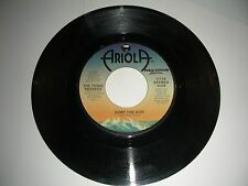 "Disco 45  Three Degrees - Jump The Gun  7"" Vinyl  Ariola Records VG VG+ 1979"