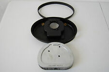 HARLEY DAVIDSON TWIN CAM  AIR FLITER CLEANER BACKPLATE 29581-01A FILTER 29461-99
