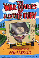 The War Diaries Of Alistair Fury (5): Summer Helliday: v. 5, Rix, Jamie