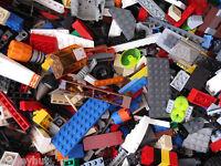 ☀200 CLEAN RANDOM LEGO PACK PIECES LEGOS PIECE FROM HUGE BULK LOT  BRICKS PARTS