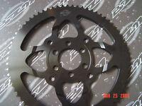 MINIMOTO Pocket Bike BZM Couronne 69z Rear Sprocket Billet Alloy (ERGAL) Black