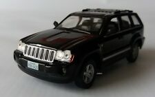 JEEP GRAND CHEROKEE 1:43 - IXO, DIECAST, METAL, RARE, NEW IN BOX.!