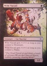 Nacatl Sauvage Altéré - Altered Wild Nacatl  - Magic mtg 2