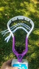 New Ecd Dna Lacrosse Lax Head Black Hero 2.0 Yellow Purple Ualbany Any color