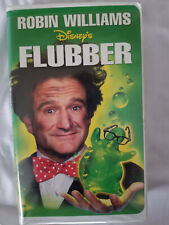 Disney's Flubber movie (VHS, 1998) starring Robin Williams