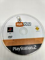 Eye Toy Play Sony PlayStation 2 PS2 PAL Working Disc Only