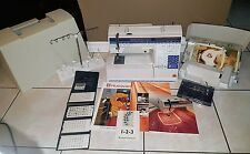 Husqvarna Viking #1 + (plus) sewing/embroidery machine, Look!