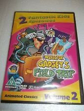 INSPECTOR GADGET'S FIELD TRIP VOL.2 NEW SEALED DVD