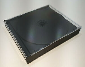 1x Playstation 1 PS1 PSX Double Jewel Case Fat Boy New Multi Big Box 1/2 CD