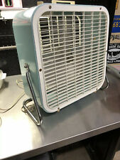 Vintage Kmart Box Fan With Stand