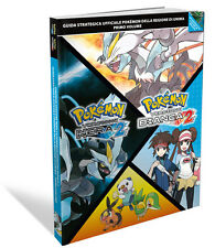 Pokemon Nero e Bianco 2 Volume 1 - Guida Strategica - totalmente in italiano