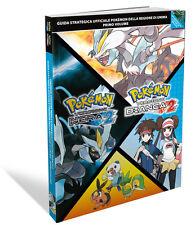 Pokemon Nero e Bianco 2 Volume 1 - Guida Strategica - totalmente in italiano