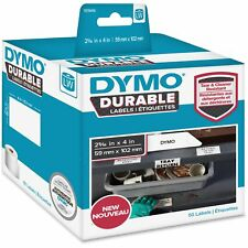 DYMO LW Durable Shipping Labels 2 5/16 x 4 50/Roll 1976414