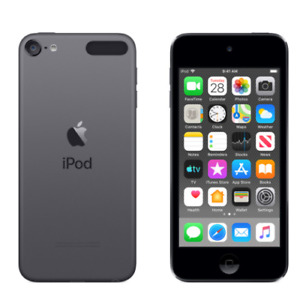 Newest! Apple iPod Touch 7th Generation 128GB (Space Gray) - 1Year WARRANTY