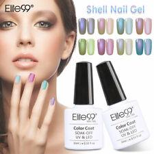 Elite99 Shell Gel Polish Lacquer Top Base Coat Manicure Nail Art UV LED Varnish