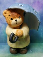 New ListingEnesco Lucy and Me Lucy Rigg April bear with umbrella
