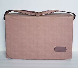 Vintage 90's Mary Kay Pink Make-up Sales Demo Consultant Case Large Rectangular