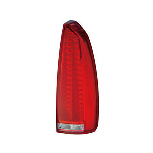 2006-2011 Cadillac DTS Tail Light Assembly 166-00487R OE