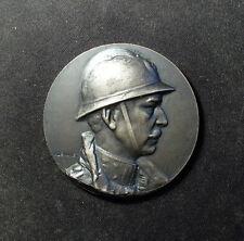 Belgium WW1 Anniversary 1918-1968 Medal Unc