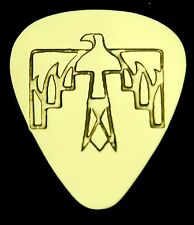 THUNDERBIRD - Solid Brass Guitar Pick, Acoustic, Electric, Bass