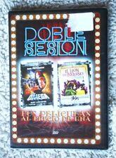 2 PELÍCULAS en DVD! CLAVE OMEGA & EL LEÓN EN INVIERNO (LANCASTER, O´TOOLE) NUEVA