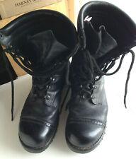 Men's Corcoran jump combat paratrooper boots 1525 black size 5 1/2D  - MINTY