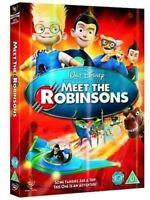 Meet The Robinsons Walt Disney UK 2007 47th Film DVD Nuovo
