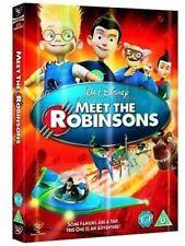 MEET THE ROBINSONS WALT DISNEY CLASSICS UK 2007 47th MOVIE REGION 2 DVD EXCELENT