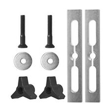 clôture Cale-Guide Stop Set Claveaux Gauge Slot Support verrouillage Jig Kit t-track