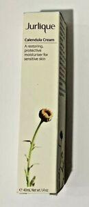 Jurlique Calendula Cream Skin Moisturizer Skin 1.4oz Light Damage to Box