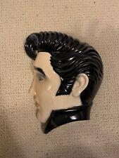 Vintage Clay Art Elvis Presley