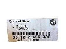 ORIGINALE BMW e39 Trasparente Destro con Frecce BIANCO OEM 63122496332