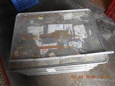 Alubox Alu Lager Werkzeug Transport  Koffer Kiste Flight case box 78x58x41cm