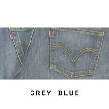 Ropa de niño de 2 a 16 años azul Levi's 100% algodón