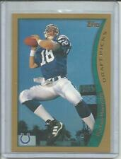 1998 Topps Indianapolis Colts Team Set...Includes Peyton Manning RC + More!