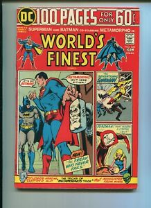 World's Finest #226 - Bronze Age Superman and Batman - Nick Cardy Art