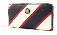 TOMMY HILFIGER TH Core Large Zip Around Wallet