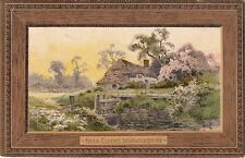 Postcard - Cleere - View of Cottage