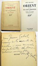 LINGUISTIQUE/ORIENT/PIUS SERVIEN/+PAUL VALERY,LE CAS SERVIEN/NRF/EO/1942/ENVOI