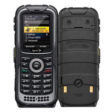 Kyocera DuraPlus E4233 - Black (Sprint) PTT Direct Connect 3G Rugged Cell Phone