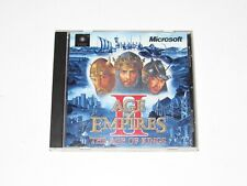 Age Of Empires II Age Of Kings PC Game 1999 Complete